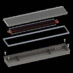 Внутрипольные конвекторы iTermic ITTL - конструкция конвектора